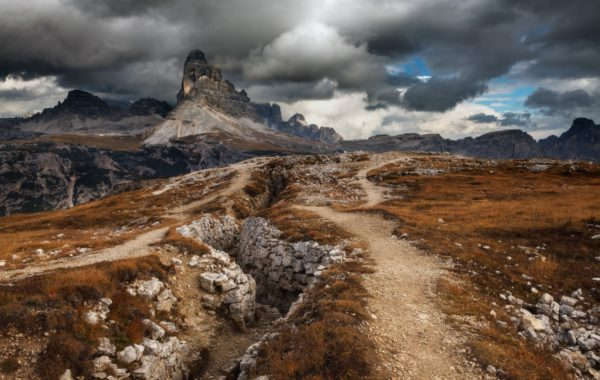 Itálie – Dolomity